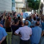 Segunda semana de movilizaciones de los trabajadores de la Seguridad Social de Ciudad Real