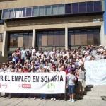 Puertollano: Solaria acepta aplazar el ERE extintivo para 71 trabajadores y el ERTE para otros 120 empleados
