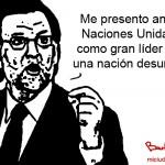 Rajoy en Naciones Unidas