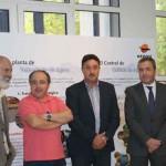 Repsol inaugura la exposición fotográfica del río Ojailén en el Centro del Agua de Daimiel