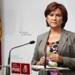 """Valentín: """"Desde que Cospedal es Presidenta, le ha dado un tajo del 33% a los fondos para las políticas sociales"""""""