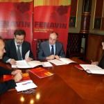La organización de FENAVIN 2013 prevé que 700 compradores de 60 países del mundo trabajen en la feria del 7 al 9 de mayo