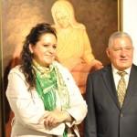 Inaugurada en la Posada de los Portales de Tomelloso la exposición de pinturas de Rafael Martínez
