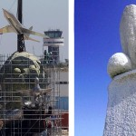El monumento que no pudo ser: la idea original de la estatua del aeropuerto de Castellón