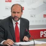 José Luis Martínez Guijarro lamenta que la de Sanidad y Servicios Sociales sea la consejería que experimenta los mayores recortes