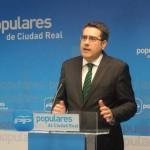 Rodríguez (PP) cree que las acusaciones del PSOE contra Romero son una cortina de humo para que no se hable del enchufismo en la Diputación de Ciudad Real
