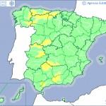 Alerta amarilla por nevadas en las sierras de Alcudia y Madrona