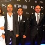 Argamasilla de Alba, muy presente en el estreno de 'Vulnerables'