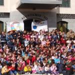 Cerca de 400 escolares de Infantil y Primaria de Calzada de Calatrava celebrarán este domingo el Día del Niño