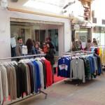 Gran éxito del I Domingo de Compras promovido por la Asociación de Comerciantes de Campo de Criptana