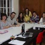Continúa a buen ritmo el curso de inglés para periodistas de la APCR