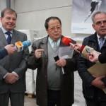 El Banco de Alimentos repartirá  6.540 botellas donadas por Vinícola de Castilla y el Club Rotario