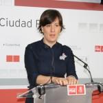 """Blanca Fernández: """"Es asombroso que Cotillas defienda que el servicio de hostelería sea público y la sanidad privada"""""""