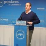 """Gutiérrez: """"Ayer asistimos a un concurso de líderes del PSOE para ver quién decía la mayor barbaridad"""""""