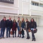 La presidenta nacional de Nuevas Generaciones visita el Espacio Joven de Ciudad Real