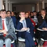 El profesor Miguel Ángel Galindo, coordinador de Evaluación de Enseñanzas e Instituciones de la ANECA