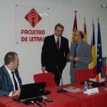 La historia de Rumanía, a debate en la Universidad regional