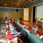 Lourdes Galán reafirma el apoyo de la Diputación hacia las mujeres víctimas de violencia de género