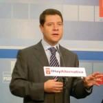 """García-Page dice que la Constitución sigue siendo """"un camino válido"""" y aboga por cumplirla"""