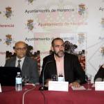 """El historiador Félix Patiño abogó en Herencia por una """"Ley de Educación consensuada, que perdure en el tiempo y libre de dogmas de partidos"""""""