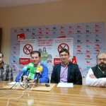 IU-CLM exige la prohibición del uso de la fractura hidráulica o fracking como técnica de investigación y extracción de gas no convencional