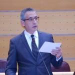 Jesús Martín (PSOE) lamenta que el PP rechace en el Senado que la poda de la vid tenga la misma consideración para la generación de biomasa que la de los cultivos forestales