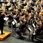Manzanares: El encuentro de bandas finaliza con la gala de la música «Julián Sánchez-Maroto»