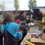 Más de 200 pedroteños participaron en el Día de la Bicicleta
