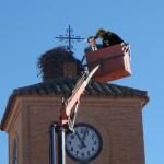 Rajoy y Sáenz de Santamaría vivirán la Huelga General del 14-N en Bolaños