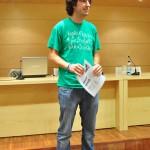 El orientador Sergio Carretero plantea experiencias educativas de éxito como referentes para el cambio en la educación