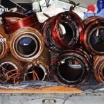 La Guardia Civil ha desarticulado dos organizaciones dedicadas a robar cobre en Tomelloso