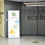 """La exposición """"Oro líquido"""" llega al Patio de Comedias de Torralba de Cva este viernes 30 con el aceite de oliva como elemento protagonista"""