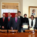 La Cátedra UCLM-ELCOGÁS entrega sus premios