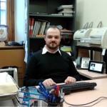 Carlos Jiménez, Premio ELCOGAS Joven Investigador de la UCLM 2012