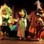 """La obra infantil """"Pasito a paso"""" de Lope de Rueda llega al Teatro de Alcázar de San Juan de la mano de Tragaleguas"""