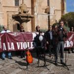 Jesús Martín pide a los ciudadanos que «no den la cobertura del silencio» para denunciar los casos de malos tratos