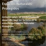 """Cartel de lujo en las jornadas """"Villarrubia Natural Turismo Sostenible en Espacios Naturales Protegidos"""", del 10 al 12 de diciembre"""