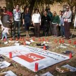 """El PSOE de Viso del Marqués recuerda que, """"en ocasiones, el silencio y la denuncia es la frontera entre la vida o la muerte"""""""