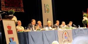 Una asamblea de la Hermandad de Donantes de Sangre de Puertollano (foto archivo)