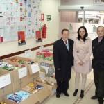 Puertollano: FEPU recoge una tonelada de productos alimenticios con destino al Banco de Alimentos
