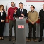 El PSOE denuncia la eliminación del Plan Concertado por parte del Gobierno de Cospedal