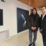 Mariano Cobo presenta en el Museo Municipal de Alcázar su obra dedicada a la mujer