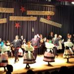 Mancha Verde participó en el XVI Festival Folklórico Navideño de Tomelloso
