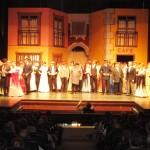 Campo de Criptana: Más de mil personas disfrutaron de la zarzuela La Verbena de la Paloma en el punto y final del Mes de la Música