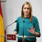 El PSOE acusa a Cospedal de ordenar que se dejen de tramitar prestaciones sanitarias a las que el Gobierno quiere imponer el copago