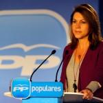 """Cospedal: """"La responsabilidad y la determinación califican la vida del Gobierno del PP"""""""