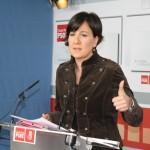 """Blanca Fernández (PSOE) """"espera"""" que Cospedal acepte las enmiendas socialistas a los presupuestos regionales"""