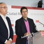 """El PSOE avisa del """"varapalo"""" económico, turístico y cultural que supondrá el cierre de los paradores de Almagro y Manzanares"""
