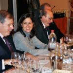 Rosa Romero participa en la última cata del año organizada por el Club de Vinos de Ciudad Real