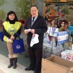 El Banco de Alimentos recoge 12.000 kilos de alimentos en Ciudad Real